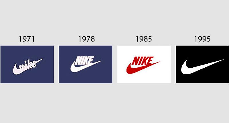 b9055423 История логотипа Nike - Pioneer Design Studio Blog